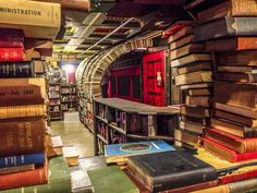 The Last Bookstore, Los Angeles, Verenigde Staten