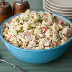 The Neely's Old-Fashioned Macaroni Salad