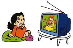 Wath tv Y like wath tv Teaching Verbs, Learning Cards, Irregular Verbs, Picasa Web Albums, Learn English, Activities, Comics, Tv, Fictional Characters