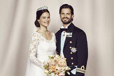 kungahuset.se:  Wedding of Prince Carl Philip of Sweden and Sofia Hellqvist, June 13, 2015-Official Wedding Photo of Prince Carl Philip and Princess Sofia of Sweden, Duke and Duchess of Värmland