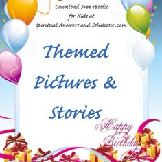 This free 195 page eBook has a variety of different pictures and themes. The possibilities are endless! Let your imagination run wild. It's fun for the whole family!