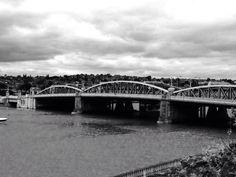 Rochester bridge.