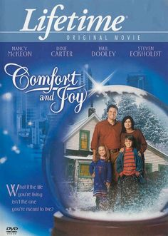 CHRISTMAS FLICKS - Lifetime Original's Comfort And Joy Christmas movie is a lovely romantic comedy and definitely a chick flick starring Nancy McKeon. Xmas Movies, Family Christmas Movies, Hallmark Christmas Movies, Christmas Shows, Hallmark Movies, Family Movies, All Family, Christmas Music, Great Movies