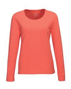 Women's Long Sleeve Knit (95% Cotton 5% Spandex) Tri mountain LB135