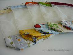 u jour (pour tout savoir sur cette opération mensuelle Sac Recyclable, Diy Projects To Try, Gym Bag, Quilts, Sewing, Ideas, Scrappy Quilts, Sacks, Totes