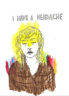 how to stop a chocolate headache