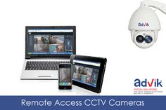 Remote Access CCTV Cameras!!! #Remote access is the ability to access one's #computer, #mobile, #CCTV surveillance from a remote location. This provides the advantage of having access to distant gadgets from anywhere in the world.See more at:http://bit.ly/2kQjyd8