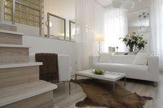 Split-level urban studio apartment by ZL Design