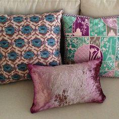 cushions * almofadas
