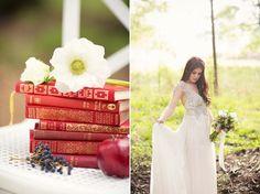 Casamento temático Branca de Neve