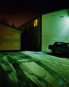 Todd Hido Fragmented Narratives 2011