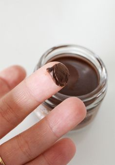 My Little Make Up - Blog Beauté, Life n Fun !: Je me tartine le visage avec du chocolat !! *Clairjoie*