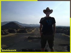 BFM in Teotihuacan, Mexico