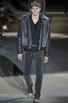 Vuitton fur jacket