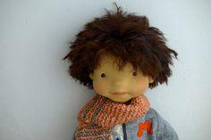 "MATTHEW 20"" dollboy by DearLittleDoll #dearlittledoll #waldorfinspired #handmade…"