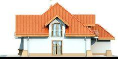 DOM.PL™ - Projekt domu DN Xara CE - DOM PC1-21 - gotowy koszt budowy Malm, Classic House, Home Fashion, 21st, Cabin, How To Plan, House Styles, Home Decor, Ideas
