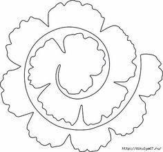 Pin by monica da silva on todo goma eva pinterest paper flowers 150 500x467 75kb toilet paper flowers 3d paper flowers paper flower mightylinksfo
