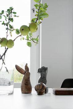 Automne - décoration de table