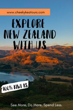 We're a locally owned and operated tour company based in the South  Island, New Zealand. With us, you will See More, Do More, Spend Less. Adventure Tours, South Island, New Zealand, Explore, Mountains, News, Travel, Adventure Travel, Viajes