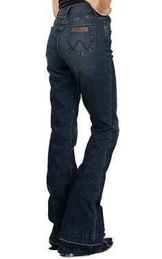 df8f5ac2f68 Wrangler Premium Patch Jeans. Wrangler PantsTrouser Jeans OutfitWomen s ...