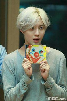Shinee Taemin Blue night radio