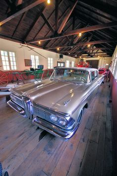 Explore the Antique Car Museum at Grovewood Village in Asheville, North Carolina, with 20 antique cars and fire truck. Ashville North Carolina, Western North Carolina, Asheville Nc, Museum Island, Car Museum, Blue Ridge Parkway, What A Wonderful World, Fire Trucks, Museums