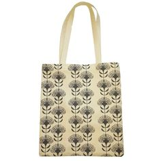 Suzie Qu new Eco range South African Pincushion repeat in Charcoal roll up bag great for extra shopping.