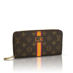 Zippy Wallet Mon Monogram via Louis Vuitton