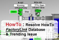 FactoryLink : DBLog, Database and Troubleshooting