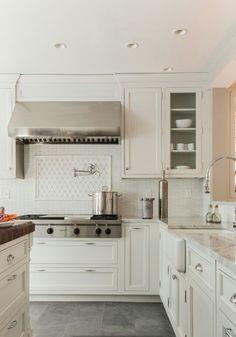 white kitchen floor tiles. Slate Kitchen Floors Design Ideas, Pictures, Remodel And Decor White Floor Tiles