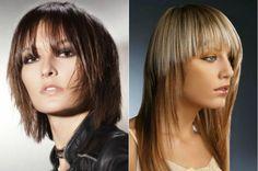 Красивые рваные стрижки на средние волосы: фото вариантов   Феломена