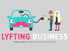 Lyft has created a new ride sharing business model. This business model directly competes with Uber; however, unlike Uber, Lyft doesn't have to deal with Cab unions. Brand Identity, Branding, Customer Insight, Coeur D'alene, Signage, Digital Marketing, Ads, Blog, Yahoo Search