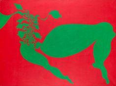 Jan Dobkowski - Ciało kobiety, 1970