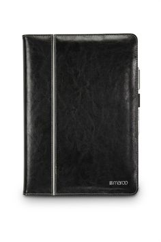Surface Pro 3 Black Leather Case by Maroo