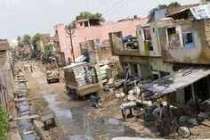 Shutterstock. The Urban Health Desert.
