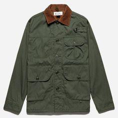 Manastash OD Fishermans Jacket