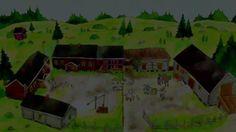 Mauri Kunnaksen Koiramäki-kirjoihin perustuva animaatiosarja kertoo nykypäivän lapsille 1800-luvun maalaiselämästä. Geography, Fun, Painting, History, Fin Fun, Painting Art, Paint, Draw, Paintings