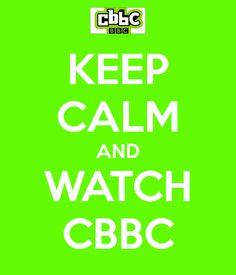 CBBC. Simple. Wish we had it in Australia!