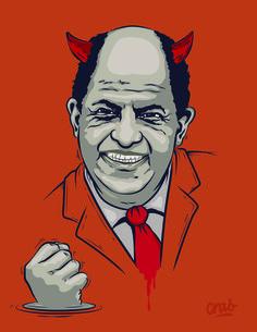 Luis Guillermo Solís, Presidente de Costa Rica, Corrupto! By: Crab