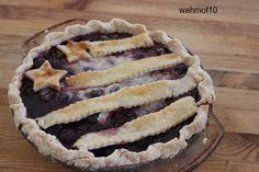Gluten Free Cherry Pie Recipe ~ Dairy Free, Sugar Free