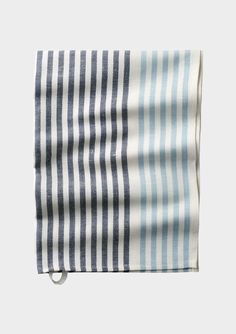 TWILL STRIPE TEA TOWEL / Toast
