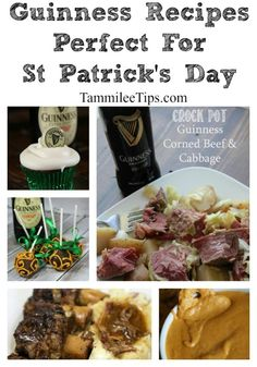 Guinness Recipes Perfect for every day of the year!