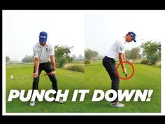 Incredible drill to master the downswing in golf! - YouTube