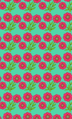 pattern discovered by 𝐆𝐄𝐘𝐀 𝐒𝐇𝐕𝐄𝐂𝐎𝐕𝐀 👣 on We Heart It Spring Wallpaper, Pink Wallpaper Iphone, More Wallpaper, Cute Wallpaper Backgrounds, Cellphone Wallpaper, Cute Wallpapers, Colorful Backgrounds, Vintage Flowers Wallpaper, Cute Patterns Wallpaper