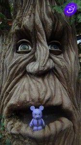 micky arbre bonhomme