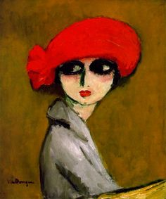 The Corn Poppy, (Kees Van Dongen, 1919)