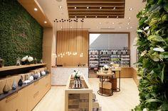 Saje Natural Wellness by Jennifer Dunn Design, Ontario – Canada » Retail Design Blog