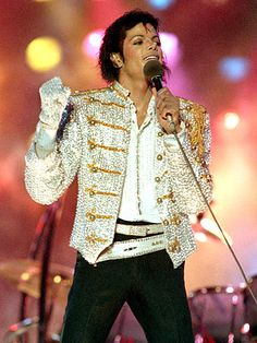 Michael Jackson's Greatest (Fashion) Hits - #4: The Sequined Glove from #InStyle
