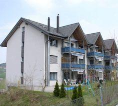 Wohnbauten Bern   Bei uns finden Sie auch Wohnbauten in Bern Kanton, Bern, Cabin, Mansions, House Styles, Home Decor, Homes, Decoration Home, Room Decor