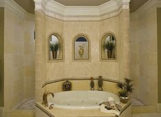 Nashville Home Builder - Bernie Bloemer Custom Homes Home Builders, Corner Bathtub, Custom Homes, Bathroom, Washroom, Corner Tub, Bathrooms, Bath, Home Buying